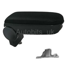 For-Vw-Passat-B5-Audi-A4-B5-Car-Armrest-Arm-Rest-Assembly-Set-Black-Textile