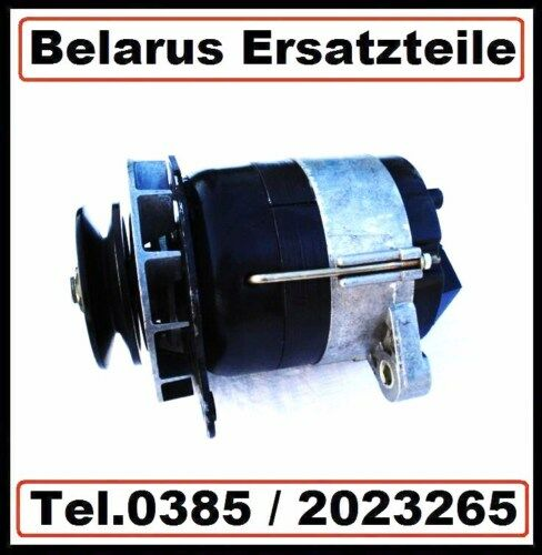 MTS Belarus Lichtmaschine 13ner Riemenscheibe 700Watt Drehstromlichtmaschine