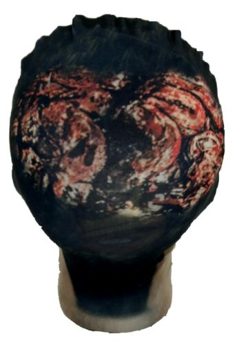 Full Head Mask Parody The TWD Zombie Style Mask Costume The Walking Dead
