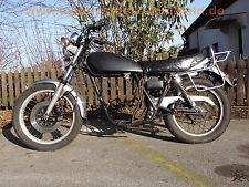 Ersatzteile Yamaha SR500 2J4: Tacho Drehzahlmesser Instrumente speedo rev-meter