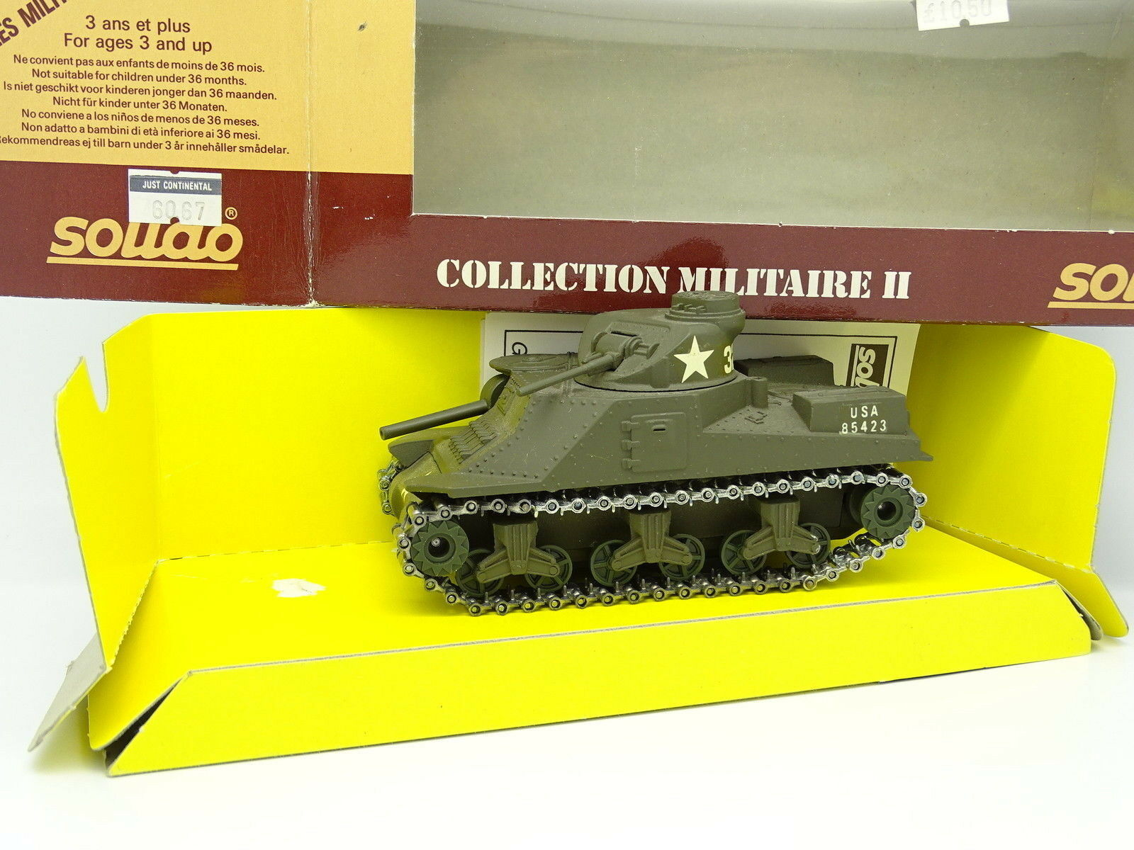 Solido Militaire Armée 1 50 - Char Tank General Lee