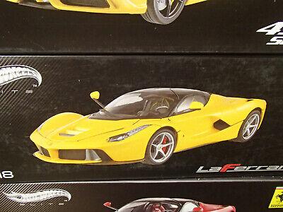 1/18 - Ferrari Laferrari - Jaune - Elite Top Angurie