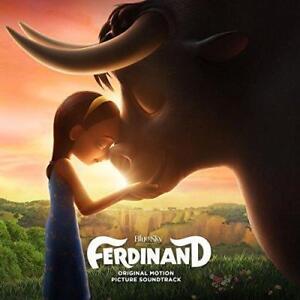 Ferdinand-Soundtrack-Various-Artists-NEW-CD