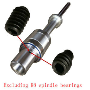 Milling Machine R8 Spindle Alignment Fixed Screw Vertical Mill Part 2pc