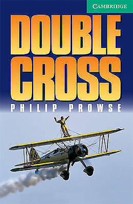 1 of 1 - Double Cross Level 3 (Cambridge English Readers) by Prowse, Philip
