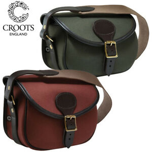 Croots Cartouche Sac 100 BYLAND Cuir