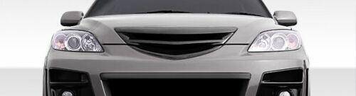 107764 04-09 Mazda Mazda 3 HB X-Sport Duraflex Grill//Grille!!