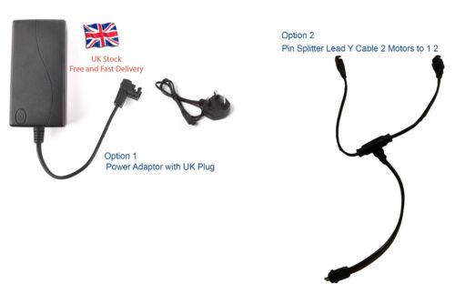 Kaidi kddy 008B Canapé Inclinable électrique Chaise Adaptateur Transformateur 29 V 2 A avec UK Plug