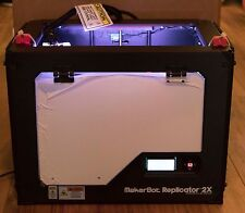 Makerbot Replicator 2x 3d Printer - Never Used 0 Hours