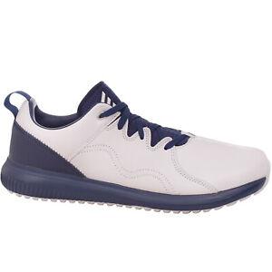 Adidas-Performance-Herren-Adicross-Pfa-Leder-Training-Golf-Turnschuhe-Weiss
