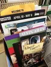 Broadway/Theatre Flyers Mailers Brochures / Free U.S. Shipping!  Bulk discounts!