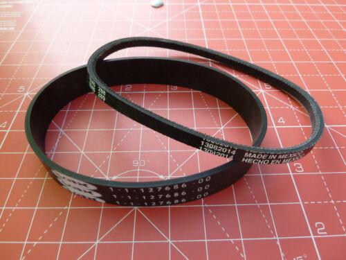 Authentique Vax ceintures pour Mach 5 VZL 6015 Ceintures 130820014 /& 1-1-127686-00