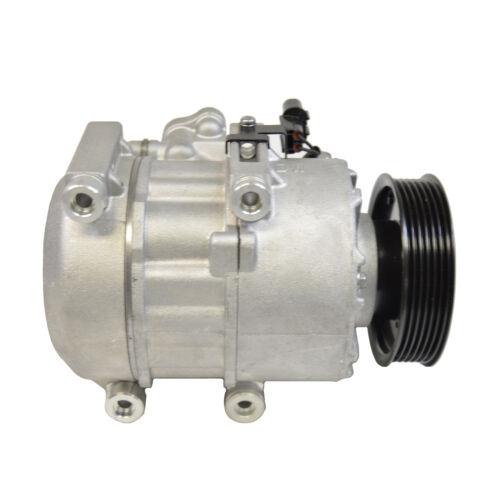97701-3T400 Genuine OEM AC Compressor w// Clutch for 2016-2017 Kia K900 3.8L V6