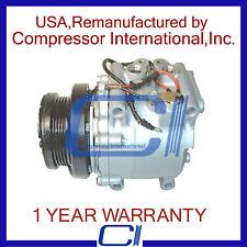 1988 1991 Civic 15l1988 1990 Civic 16l Reman Ac Compressor Withtr70 Sanden