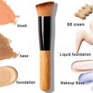 High Quality Soft Powder Concaaler Blush Liquid Foundation BB Cream Makeup Brush