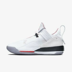 Details about New Nike Air Jordan 33 XXXIII SE Basketball Shoes Sneakers -  White(CD9561-106)