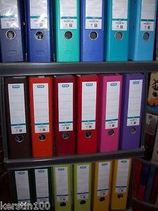 Ordner Farben.Details Zu Elba Ordner Pro Einfarbig 8 Cm Breite Verschiedene Farben Sonderpreis