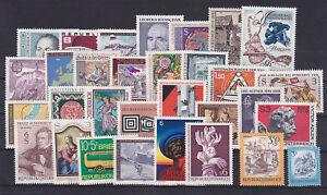 kompletter-Jahrgang-Osterreich-1978-postfrisch
