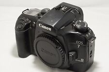 Canon EOS 7 / ELAN 7E / 30 SLR Checked Working As-Is