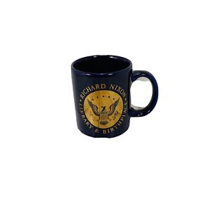 President-Richard-Nixon-Presidential-Library-And-Birthplace-Mug-Coffee-Cup