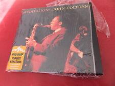 John Coltrane - Meditations 1965/ 1998  digipak Impulse  mint