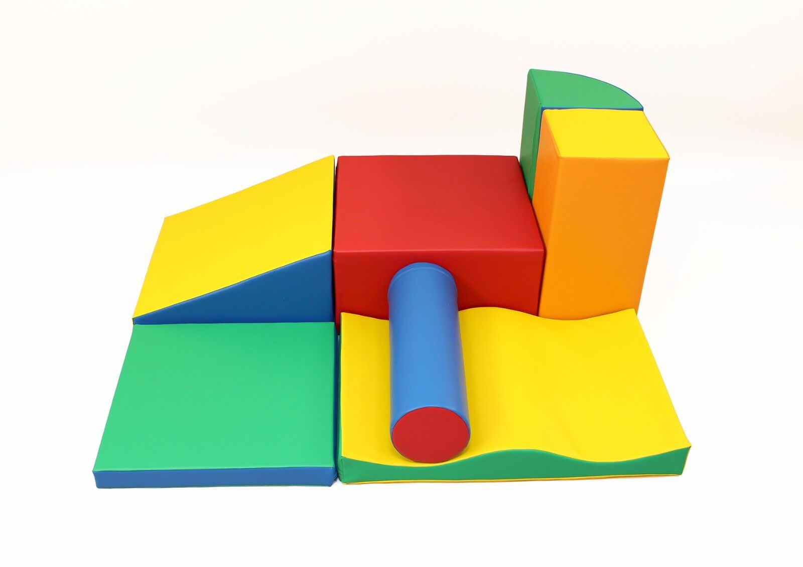 Soft Play Set of 7 Shapes - Large   Soft Play Equipment, Soft Play Shapes   UK