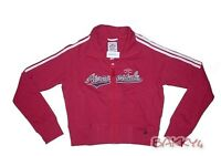 Womens Aeropostale Red Cotton Track Jacket 3756