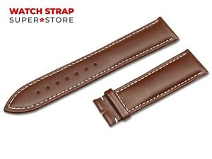 Brown-Fits-CITIZEN-Watch-Strap-Band-Genuine-Leather-18-24mm-For-Buckle-Clasp