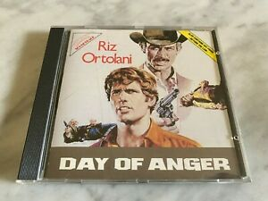 """CD OST RIZ ORTOLANI """"DAY OF ANGER / BEYOND THE LAW"""" RCA ORIGINAL CAST OST 110"""