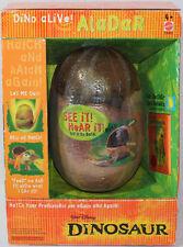 "Vintage 2000 Mattel DISNEY'S ""DINOSAUR"" DINO ALIVE! ALADAR Hatching Egg RARE NEW"