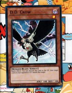 Crow DUDE-EN027 1st Edition DUDE 3x Ultra Rare D.D