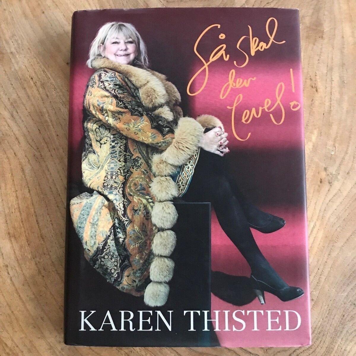 karen thisted biografi