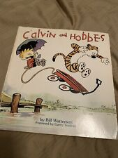Calvin and Hobbes Ser.: Calvin and Hobbes by William Watterson (1987, Trade Paperback)