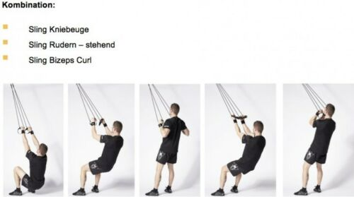 body weight exercises force training MMA BJJ poids corporel Kwon sling entraîneur