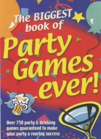 The Biggest Book of Party Games Ever!,unknown