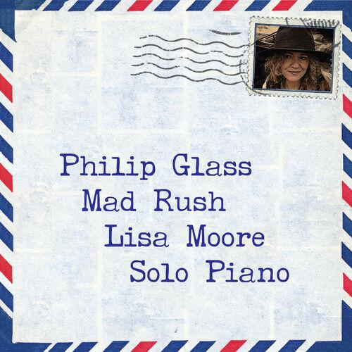 Glass / Moore - Mad Rush Metamorphosis I-V Etude 2 Satyagraha [New CD]