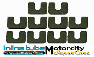 69-70-71-72-GM-Chevelle-GTO-GS-Cutlass-442-Body-Shims-1-8-034-Thick-Rounded-10PC