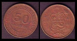 PEROU-PERU-50-SOLES-1981-ref61