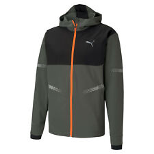 PUMA Men's Runner ID Hooded Jacket