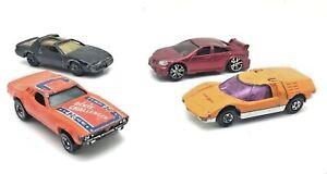 MATCHBOX-HOT-WHEELS-Motor-Max-AUTO-D-039-EPOCA-X-4-DIE-CAST-Pixie-Challenger-JOB-LOTTO