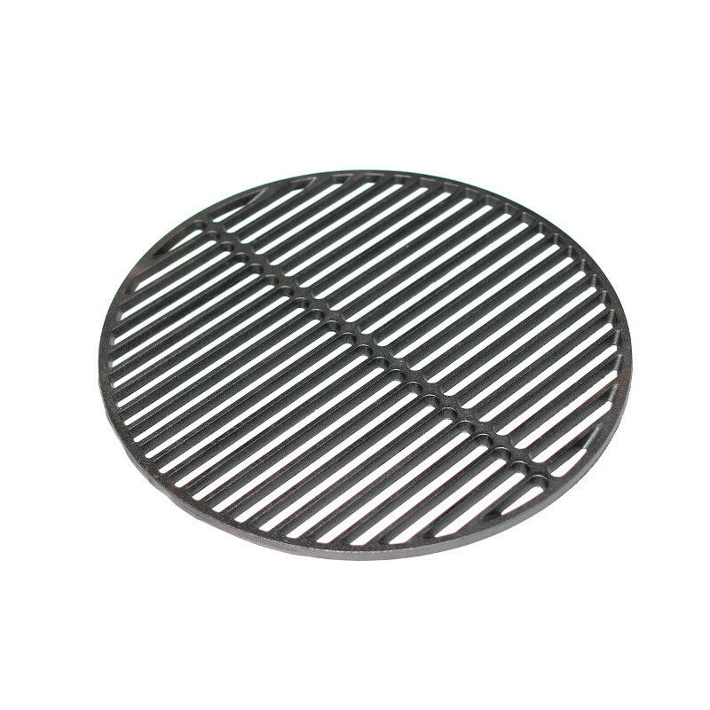 YNNI Universal Cast Iron Slited Circular Grate for 23 24  Kamado 49.5cm TQZW23