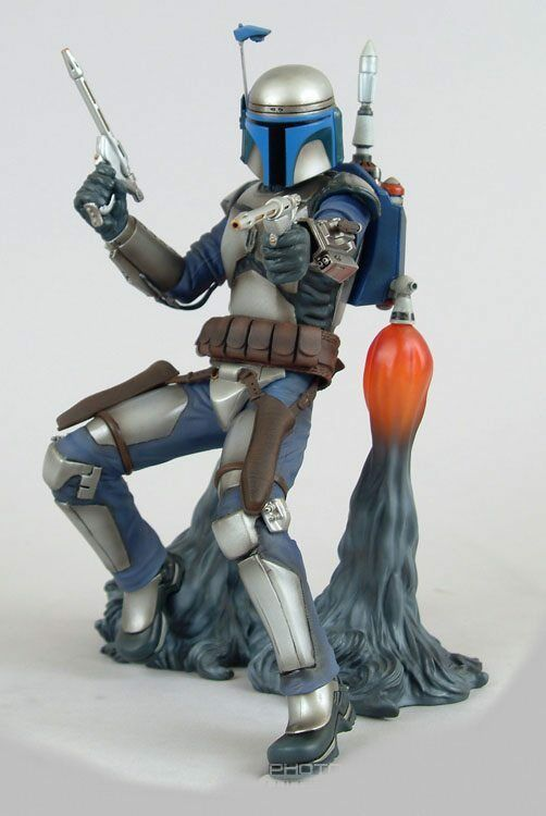 Kotobukiya Japan STAR WARS ART FX JANGO FETT 12  1 6th scale figure sealed boxed