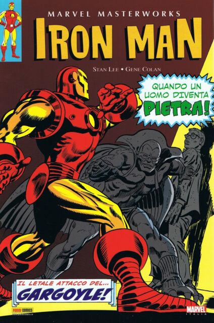 Marvel Masterworks - Iron Man N° 3 - Marvel Comics - ITALIANO NUOVO #MYCOMICS