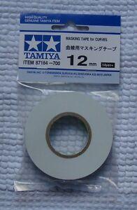 Tamiya Masking Tape for Curves 12mm 87184