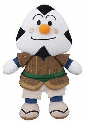 Tendonman Purichi Beans S Plus Plush Doll Anpanman Japan