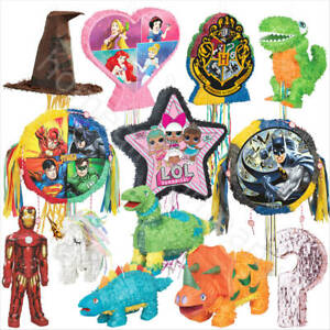 Assorted-Pinata-Toys-Kids-Childrens-Birthday-Party-Games-Decorations-Supplies
