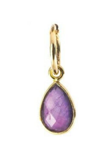 Benny & Ezra Gemstone Pendant – Amethyst by Ebay Seller