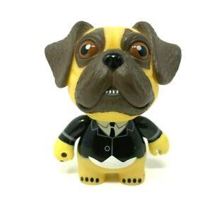 Frank-the-Pug-3-034-Figure-Universal-Studios-Men-In-Black-Alien-Attack-Movie-Rare