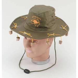 AUSTRALIAN-CORK-HAT-CROCODILE-DUNDEE-AUSSIE-FANCY-DRESS
