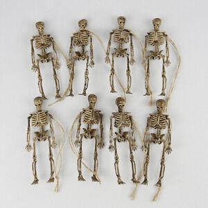KE-AU-BL-8Pcs-Lifelike-Horrible-Simulation-Skeleton-Ornament-Halloween-Part